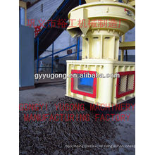 Línea de producción de pellets de biocombustibles Yugong