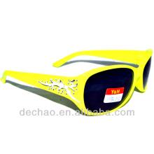 2014 günstige Designer Kinder Sonnenbrillen Großhandel von Yiwu-Lieferanten