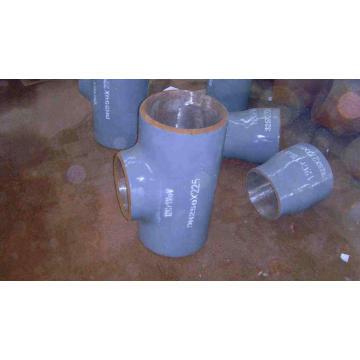 Wp11 Wp12 Wp22 té réduisant le tuyau d'acier allié