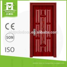 экспорт высшего качества продукта Теплоизоляция из дерева резные противопожарные двери