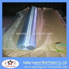 20 mesh blue finished square wire mesh direct manufacturer/Galvanized 4x4 Square wire mesh