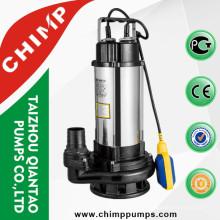 Serie V bombas sumergibles de agua 1.0hp con interruptor de flotador V750AF