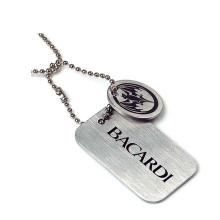 Promotional Cheap Wholesale Custom Metal Dog Tag