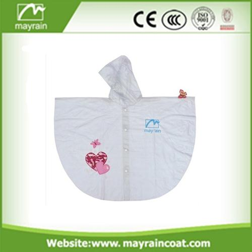 Breathable Pvc Rain Poncho