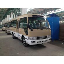 China 19-22 Assentos Mini Bus com Motor Euro2 ou Euro3