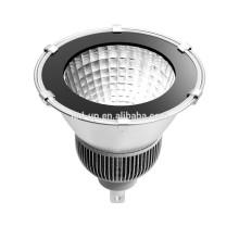 Puissance haut-parleur 100w bridgelux 0.90-0.95 éclairage à lampe à haute lampe pour espaces extérieurs