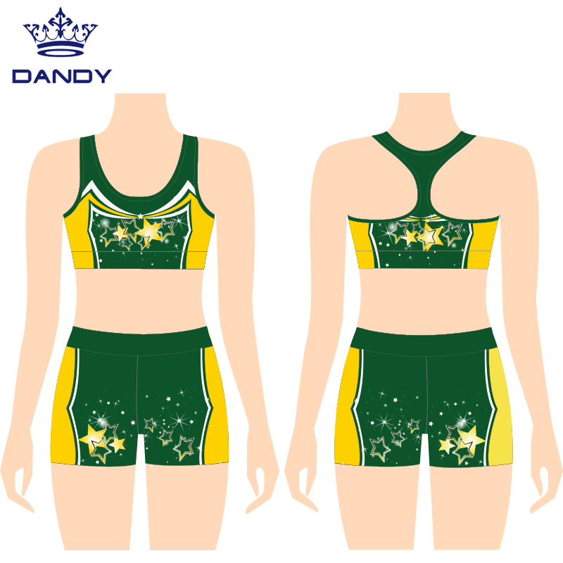 uniforms for dance teams