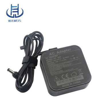 65w AC Power Adapter 19v 3.42a pour ASUS