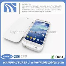 Banco externo do poder do caso do carregador de bateria 3200mAh para a galáxia S3 III i9300 de Samsung