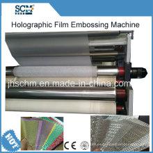 Máquina de grabado de película laminadora en frío 3D