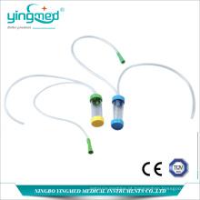 Extrator infantil de muco descartável em PVC