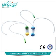 Extracteur de mucus jetable de PVC