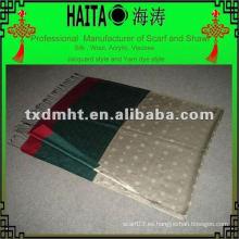 Estilo de seda de imitación del mantón de la manera