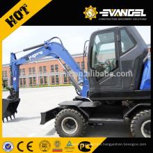 8 Ton Wheel Excavator WYL90 For Sale