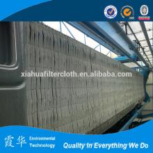 Correia de vácuo de alta qualidade e saco de pano de filtro líquido centrífugo