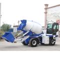 Hot sales transit agitating mixer self-loading mixer truck machine Concrete mixing mixer truck for sale