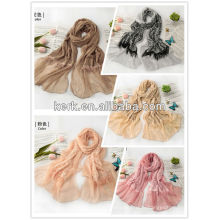 2015 Latest Beautiful Women Bulk Price best-selling scarf shawl and scarf scarf shawl ,W3031