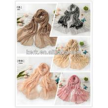 2015 Latest Beautiful Women Bulk Price best-selling scarf shawl and scarf scarf shawl ,W3031