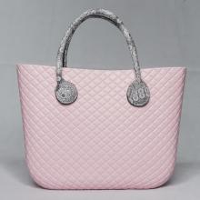 Bolso de mano O clásico bolso de diamante EVA clásico