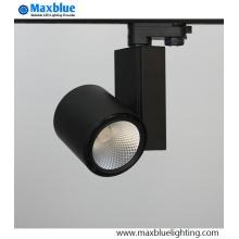 20W CREE LED + Philips Driver LED Lampada Track Iluminación