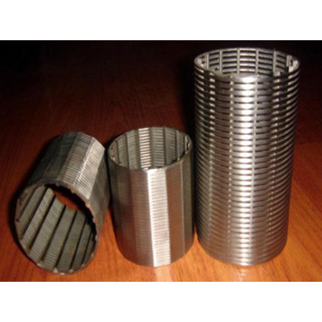Wedge Wire Screen Mesh Metal