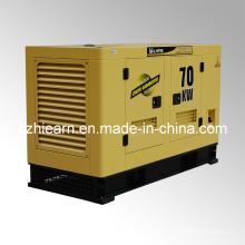 Wassergekühltes Diesel-Stromaggregat Silent Type (GF2-70KW)
