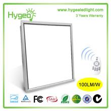 CE ROHS branco frio SMD2385 economia de energia levou luzes de teto de painel