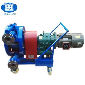 Full Sealed Rubber Hose Concrete Squeeze Pump Price