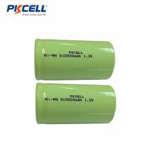 1.2v 10000mah Nimh batería recargable