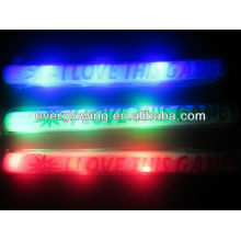 blue glow foam stick whole sell in 2016 for party/concerts