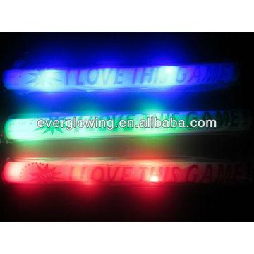 bâton de mousse luminescent bleu vendre entier en 2016 pour la fête / concerts
