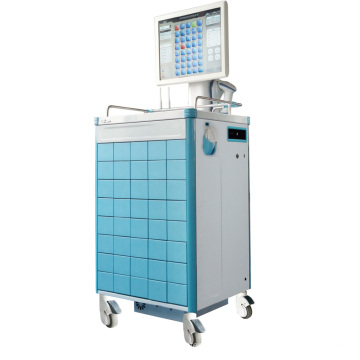 Hospital Automated Medication Dispensing & Supply System