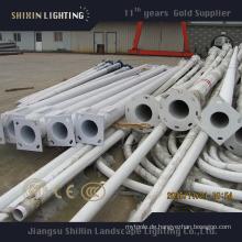 3-15m Hot DIP Galvanisierte Runde und konische Straßenbeleuchtung Pole