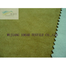 Suede Bonded With Knitted Fabric for Upholstery
