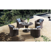Perfektes Design PE Rattan Wicker Outdoor Möbel Bp-3059