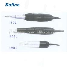 Handpiece para el motor micro, precio micro dental del motor