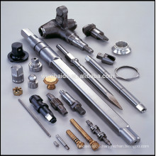hardware manufacturing Customized copper CNC parts , OEM stainless steel CNC parts , brass CNC parts