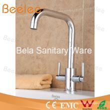 Meilleurs vendeurs Pure eau économiseur 3 Way robinet d'évier avec poignée à levier
