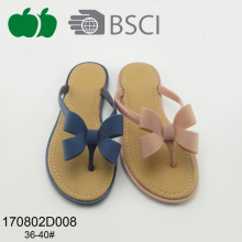 Cheap Woman Flat Summer Pvc Flip Flop
