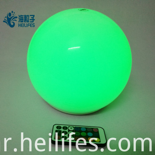 Solar Powered Beach LED ball light
