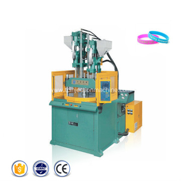 Multi Color Rotary Vertical Injection Moulding Machine