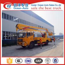 Dongfeng Kingrun new condition 22m adjustable work platform for sale