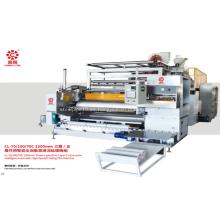 Máquina LLDPE de estiramiento de fundición de alta velocidad de 1500 mm