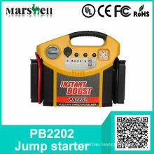 Popular Instant Jump Starter with Air Compressor or Power Inverter
