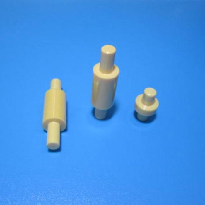 Ceramic motor shaft