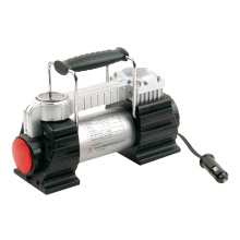 Mini heavy duty air compressor pump with digital gauge