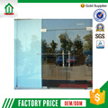 Fantastic new fashion frameless glass spring door