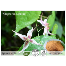 Pure Natural Epimedium Extrac; Horny Goat Weed Extract 5%-98% by HPLC