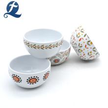 Custom Printed Chinese Pattern Ceramic Bowls