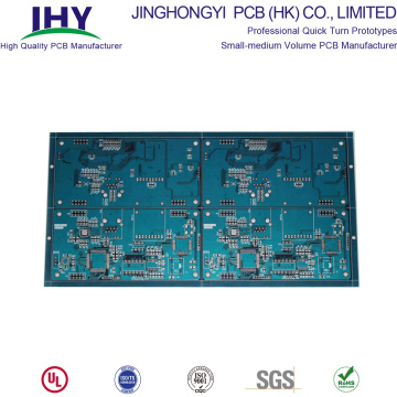 High Quality Multilayer Enig Blue Solder Heavy Copper PCB